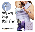 Lilac Moby Wrap Designs