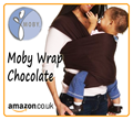 Chocolate Moby Wrap
