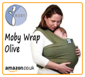 Olive Moby Wrap
