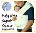 Organic Coconut Moby Wrap