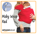 Red Moby Wrap